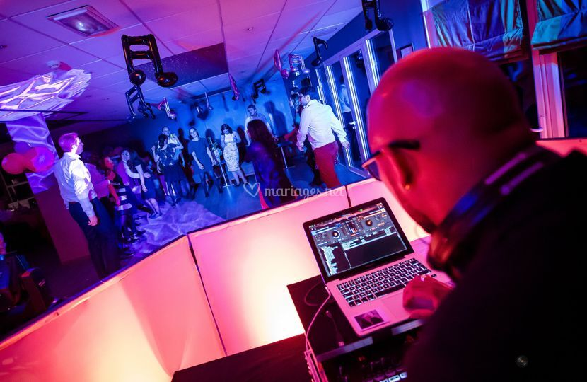 Présentation du DJ