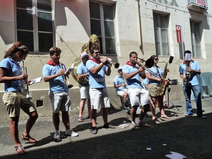 Prestation Dax 2012