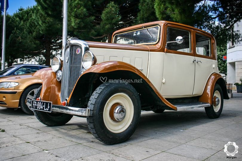 Citroën Rosalie 1933
