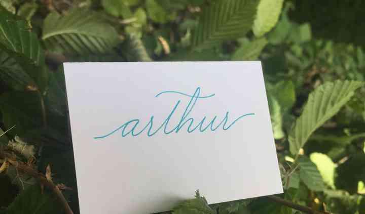 Marque-place Arthur