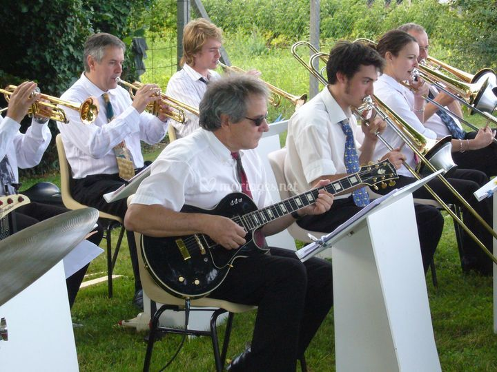 Big Band en plein air