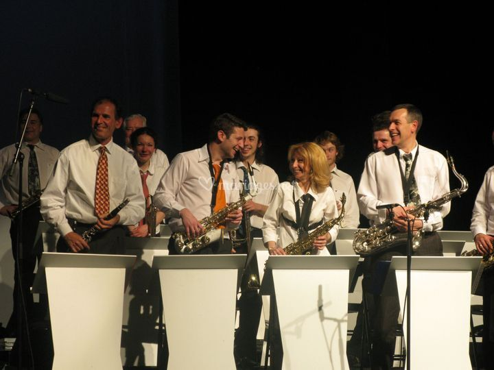Big Band, la fête