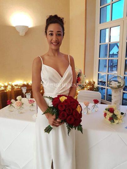 Bouquet du mariage
