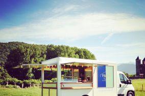 Page, Glaces et Gâteaux - Food truck