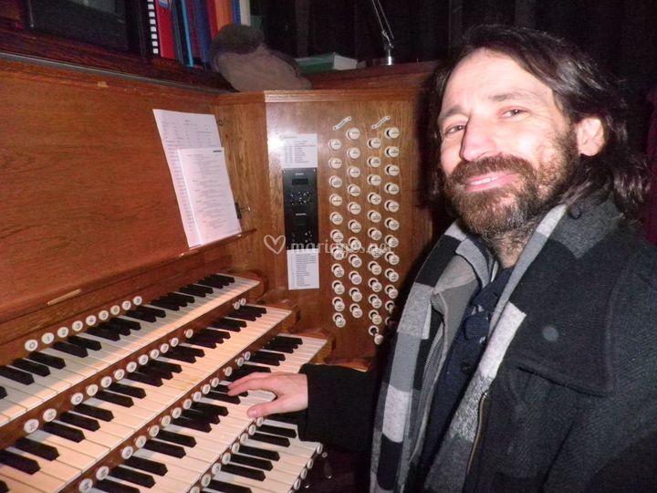 Au grand orgue