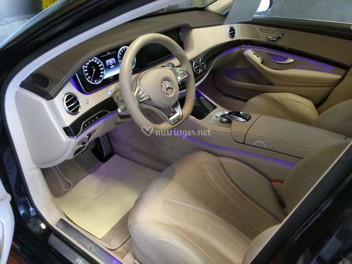 Mercedes S500 L Hybride AMG