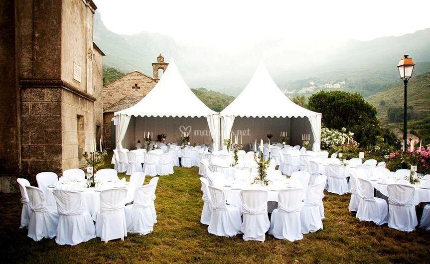 Mobiler / buffet mariage