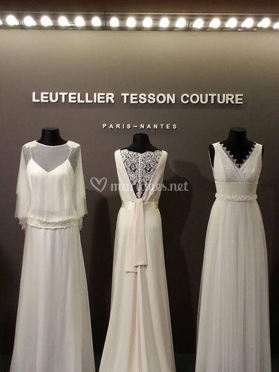 Robes de mariées sur mesure