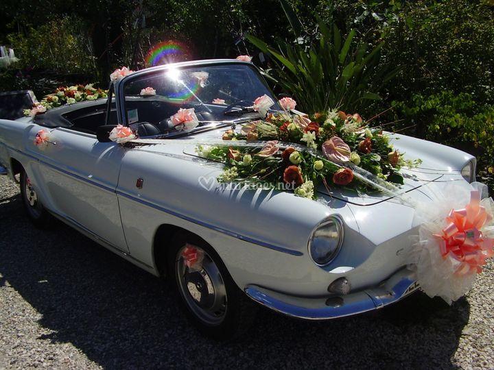 Mariage en Caravelle