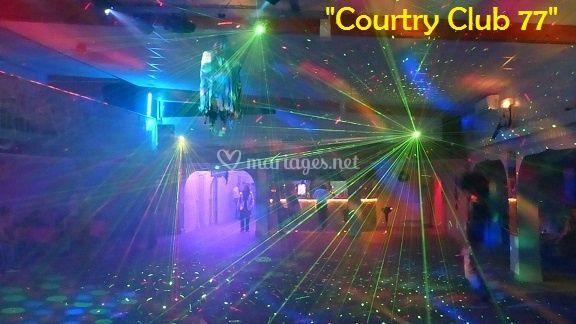 "Lumières ""Courtry Club 77"""