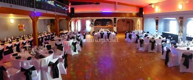 Courtry Club 77 en Mariage