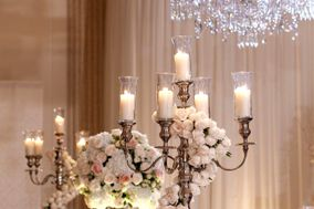 Chandeliers Mariage