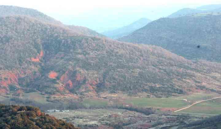 Monts du haut languedoc