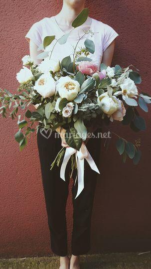 Le bouquet de Stéphanie