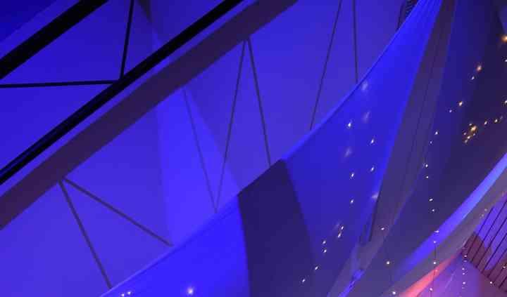 Mise en lumière LED