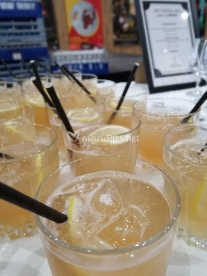 Exemple de cocktail