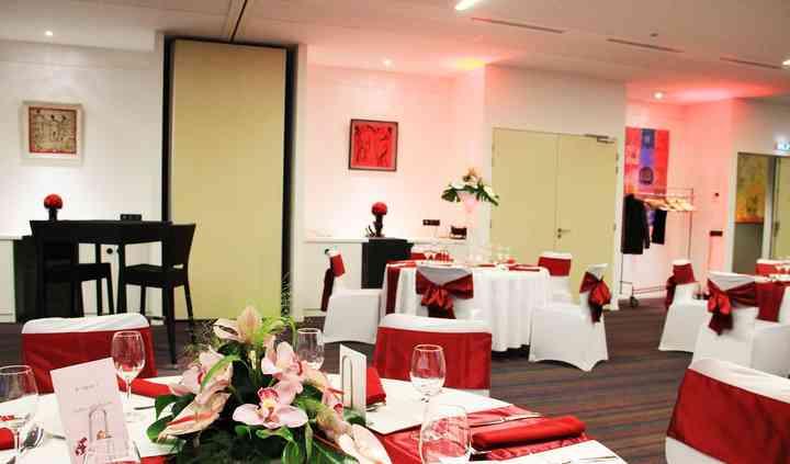 Salon gala - Repas de mariage