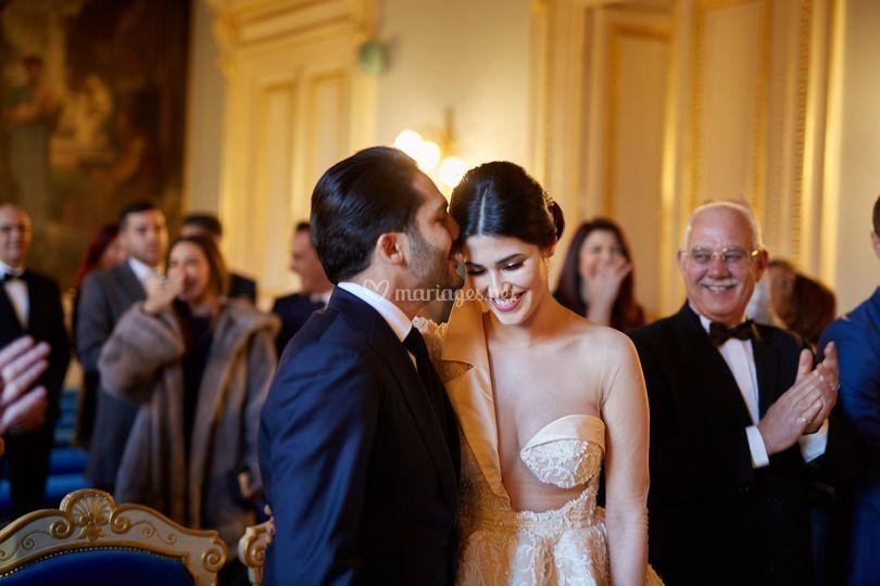 Mariage de Maram Ben Aziza