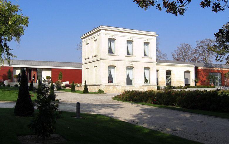 Château de Luchey Halde extérieur