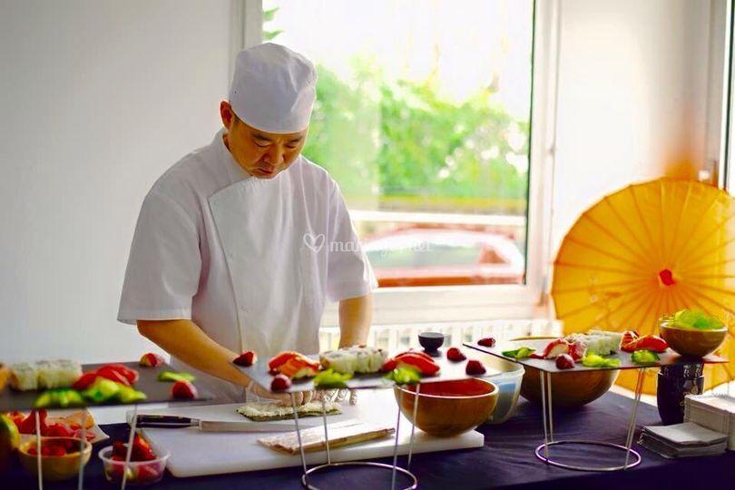 Maître Sushi