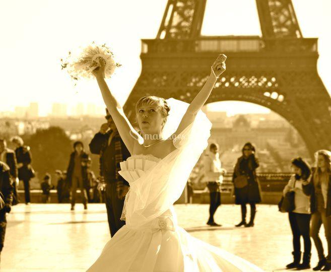 Mariage dans la capitale
