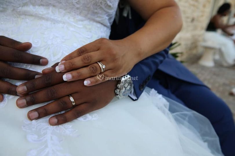 Félicitations à nos mariés