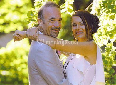 Les mariés - Meris-Fx