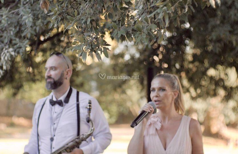 Saxo & Chant