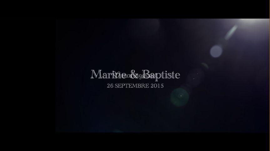 Marine et Baptiste - 26/07/15