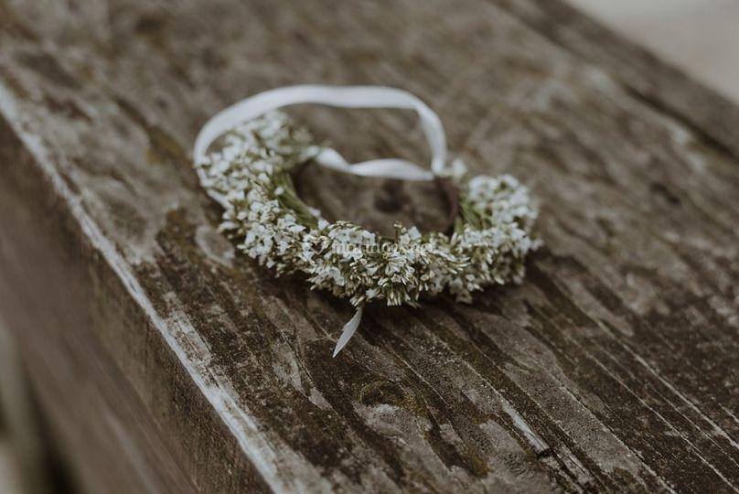 Fleurie - Bracelet