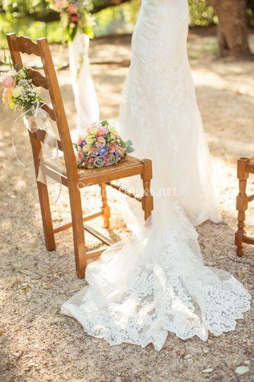 Mariage de Juliet et Anthony