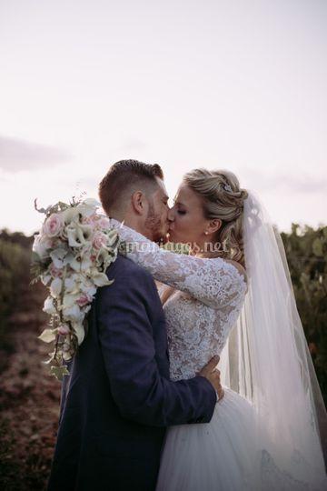 Mariage de Kathie et César