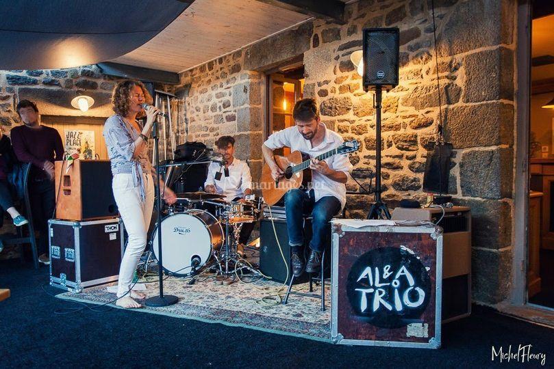 ALEA Trio en concert