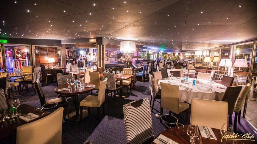 Restaurant le Yacht Club