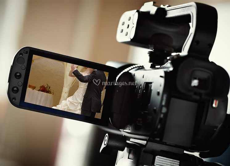 Tournage camera HD
