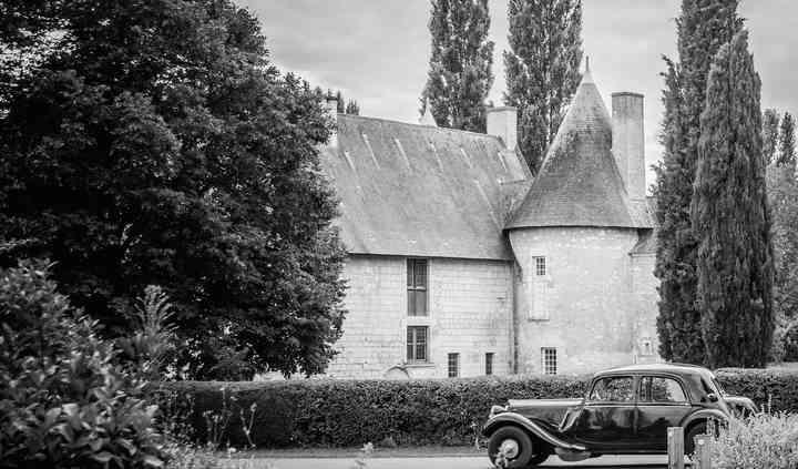 Citroën Traction 11BL 1955 Chateau