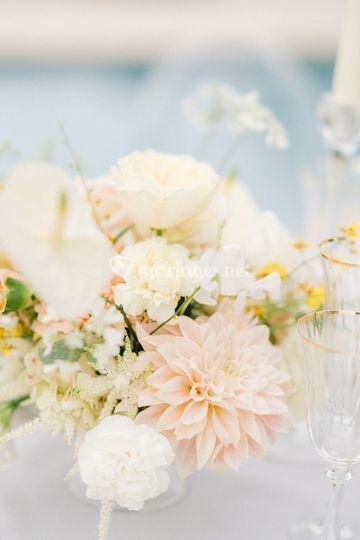 Composition florale * Table