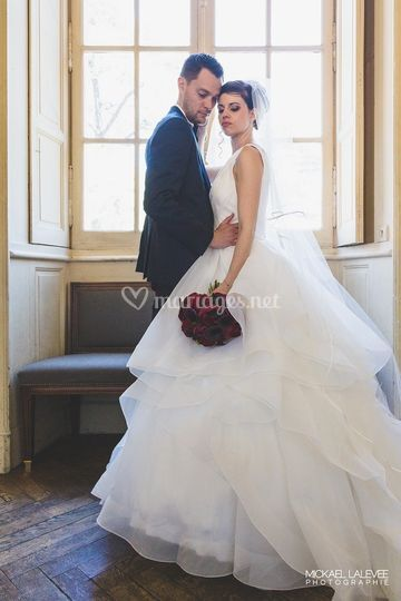 Mariage glamour