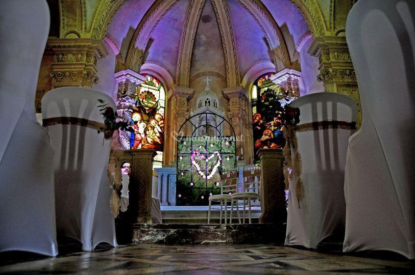 Deco chapelle