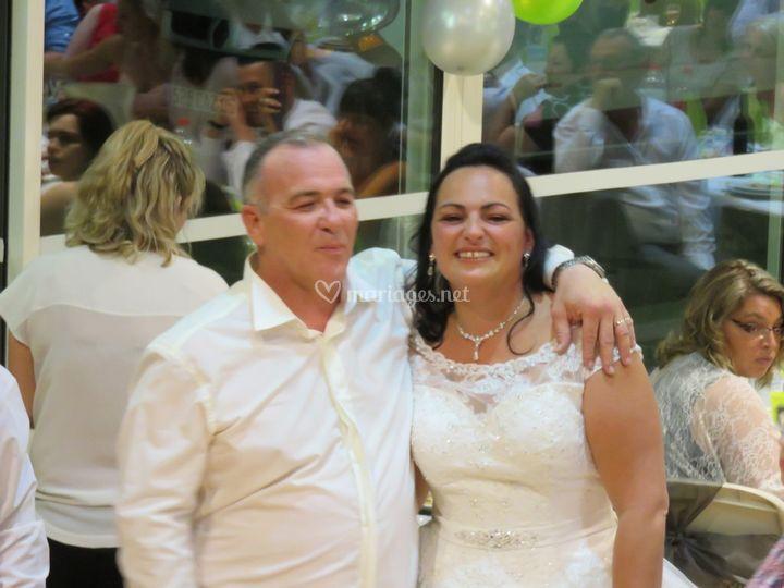 Mariage à tanneron