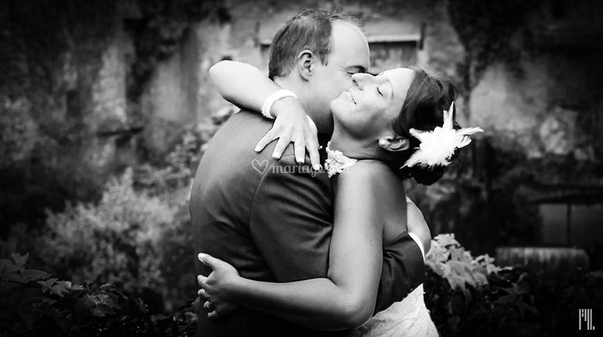 Photo mariage A&M