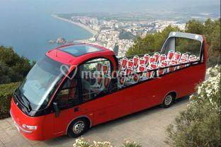 Bus Cabriolet