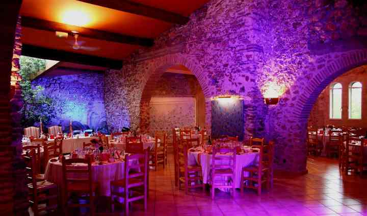 Domaine bella Vista mariage