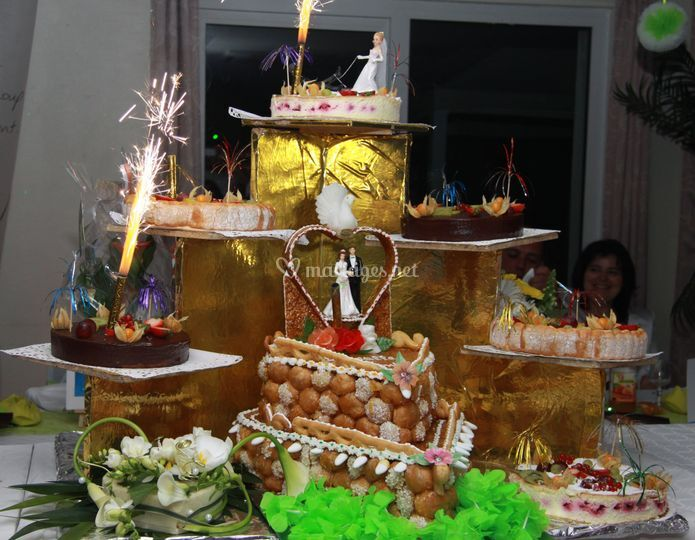 Fontaine des Desserts