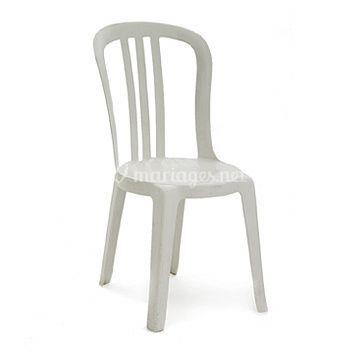 Location chaises