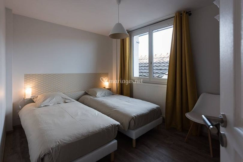 Chambre 1 - Appartement