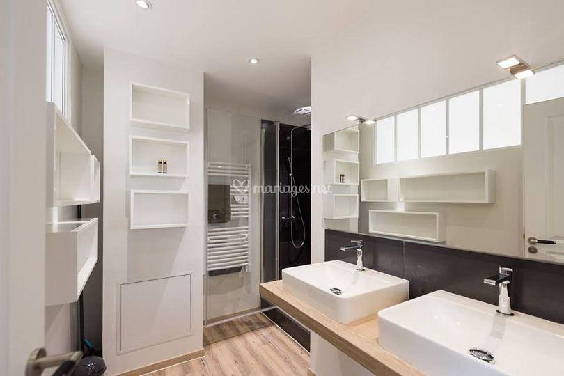 Salle de bain - Appartement