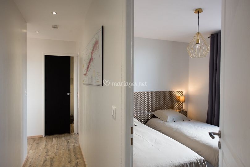 Chambre 3 - Appartement