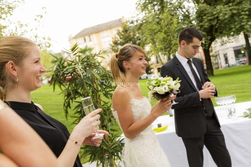 Cocktail de mariage 3