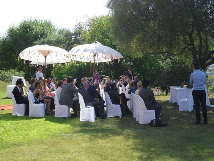 Mariage a Marbella